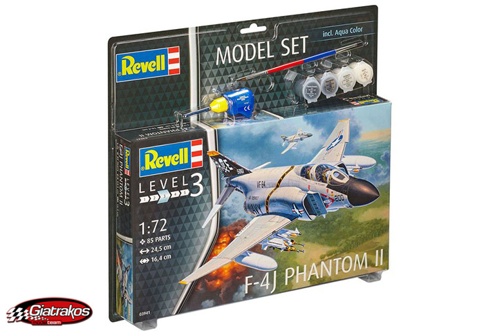 Model Set F-4J Phantom II (63941)