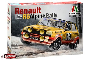 RENAULT R5 ALPINE RALLY (3652)