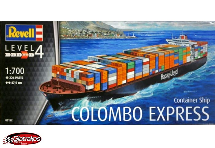 Container Ship Colombo Express (05152)