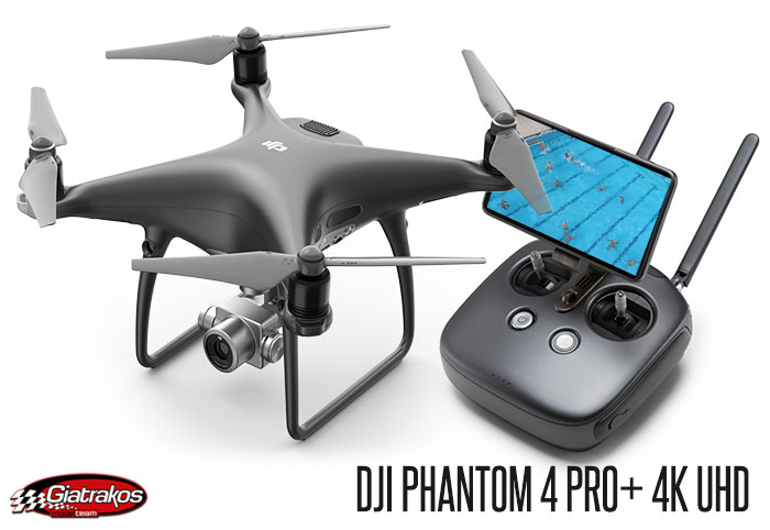 DJI PHANTOM 4 PRO plus Obsidian Edition