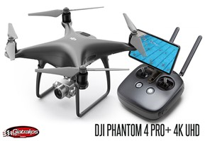 DJI PHANTOM 4 PRO plus Obsidian (USED)
