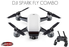 Spark Fly Combo Alpine Drone