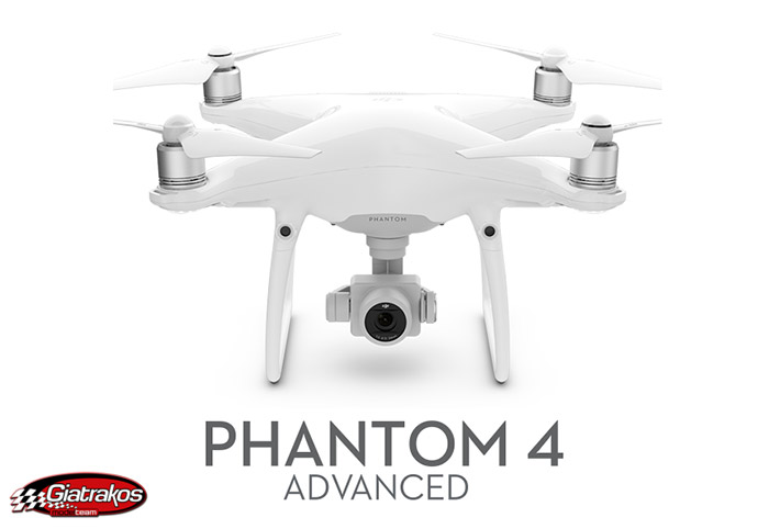 DJI PHANTOM 4 ADVANCED 4K