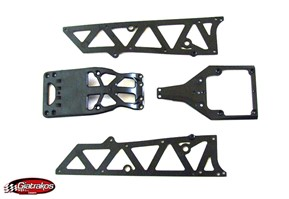 YEL12002X Chassis side motor guard
