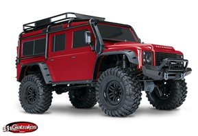 Land Rover Defender TRX4 Crawler