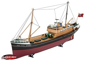 North Sea Fishing Trawler (05204)